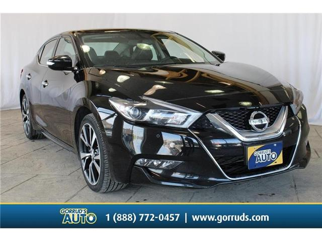2017 Nissan Maxima  (Stk: 408004) in Milton - Image 1 of 41