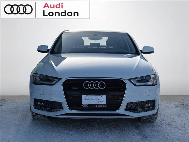 2015 Audi A4 2.0T Progressiv (Stk: 401347A) in London - Image 2 of 27