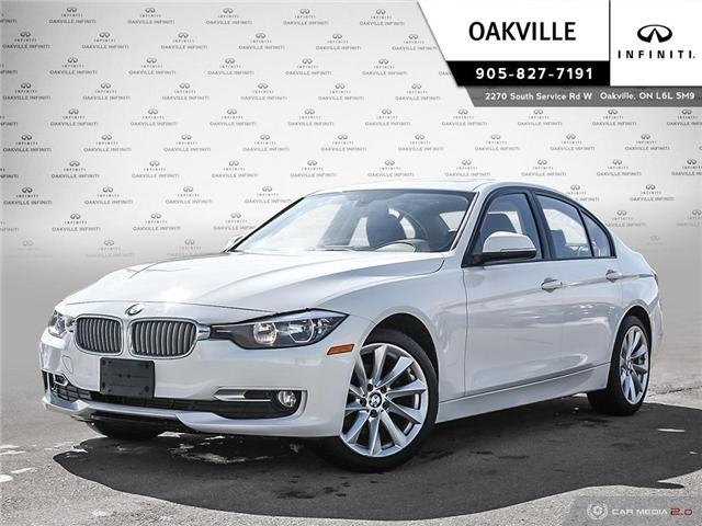 2013 BMW 320i xDrive (Stk: Q19085A) in Oakville - Image 1 of 27