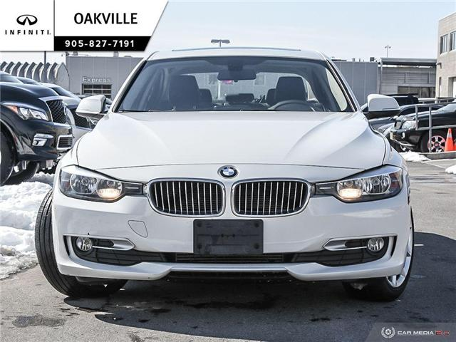 2013 BMW 320i xDrive (Stk: Q19085A) in Oakville - Image 2 of 27
