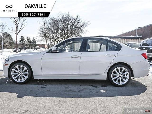 2013 BMW 320i xDrive (Stk: Q19085A) in Oakville - Image 3 of 27