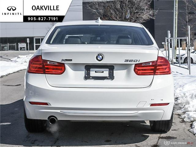 2013 BMW 320i xDrive (Stk: Q19085A) in Oakville - Image 5 of 27