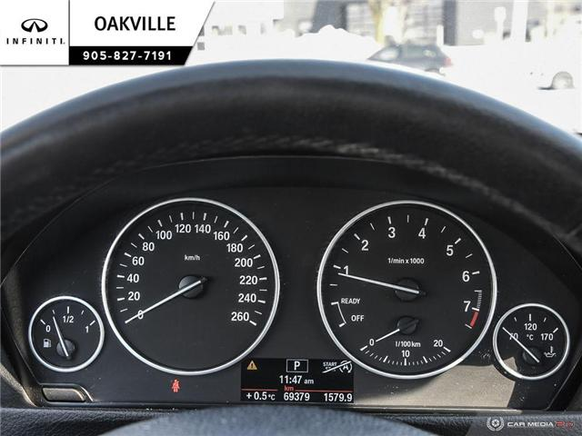 2013 BMW 320i xDrive (Stk: Q19085A) in Oakville - Image 15 of 27