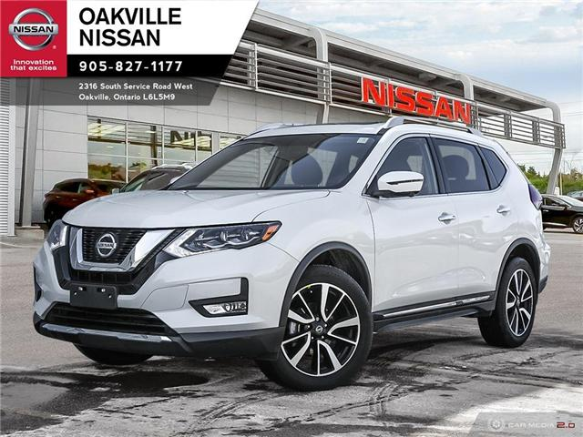 2018 Nissan Rogue SL (Stk: N18109T) in Oakville - Image 1 of 27