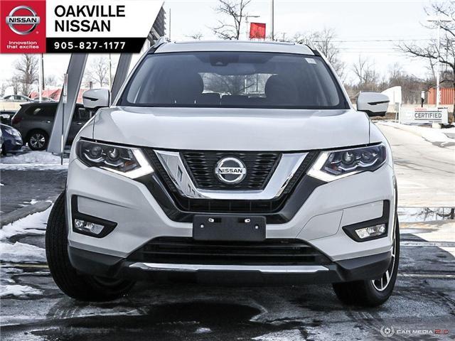 2018 Nissan Rogue SL (Stk: N18109T) in Oakville - Image 2 of 27