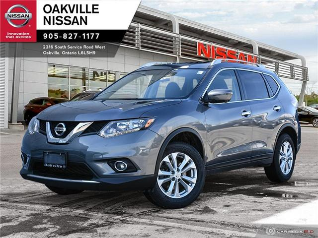 2016 Nissan Rogue SV (Stk: NP19000) in Oakville - Image 1 of 27