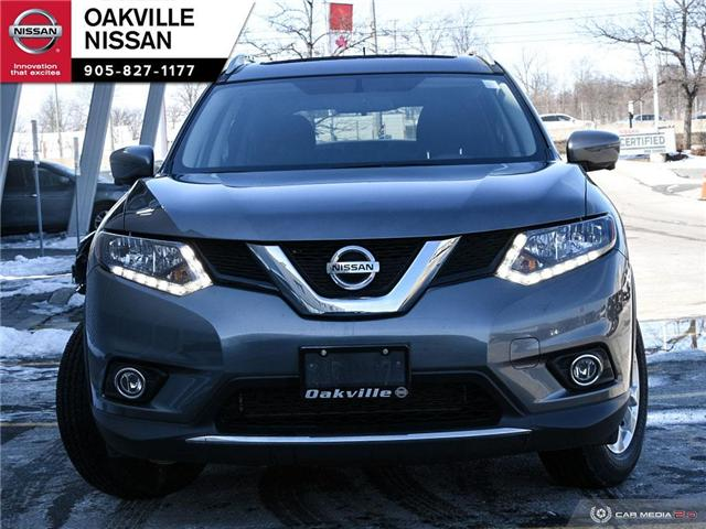2016 Nissan Rogue SV (Stk: NP19000) in Oakville - Image 2 of 27