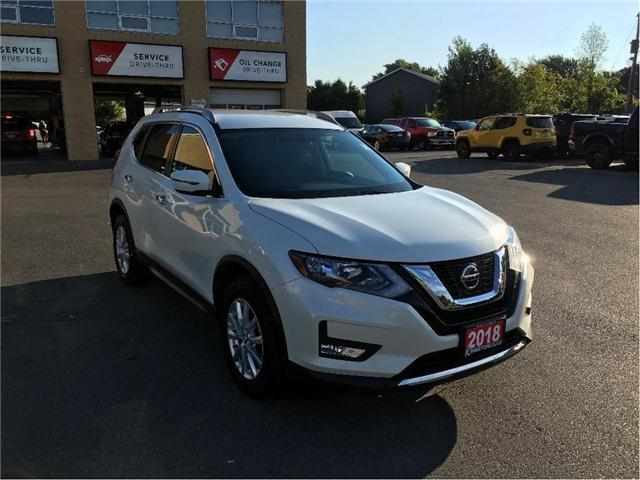 2018 Nissan Rogue  (Stk: 18P279) in Kingston - Image 1 of 25