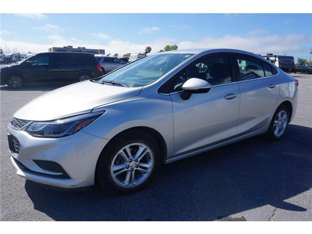 2017 Chevrolet Cruze LT Auto (Stk: 18A176) in Kingston - Image 2 of 21