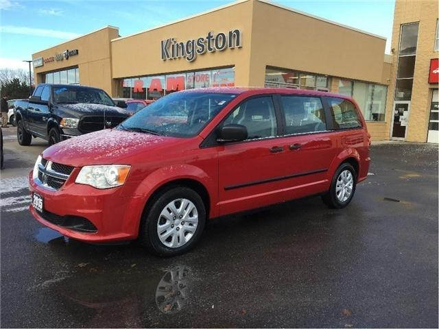 2015 Dodge Grand Caravan SE/SXT (Stk: 18T081A) in Kingston - Image 2 of 16