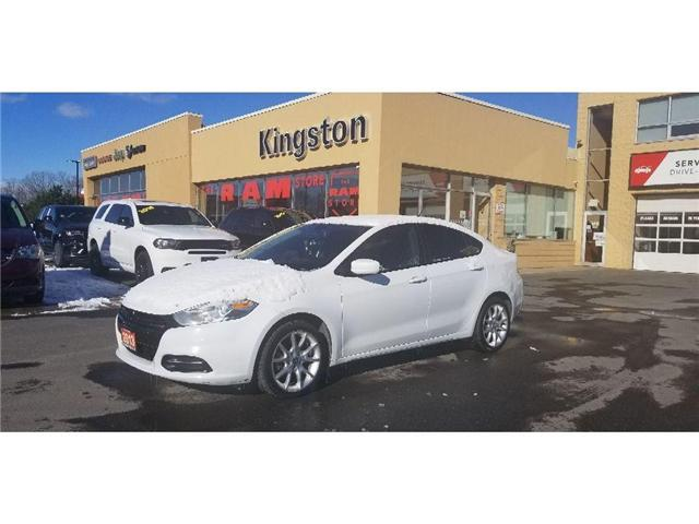 2013 Dodge Dart SXT/Rallye (Stk: 18P269A) in Kingston - Image 2 of 14