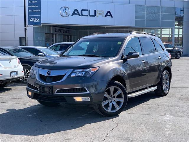 2012 Acura MDX Elite Package (Stk: 19297A) in Burlington - Image 1 of 30