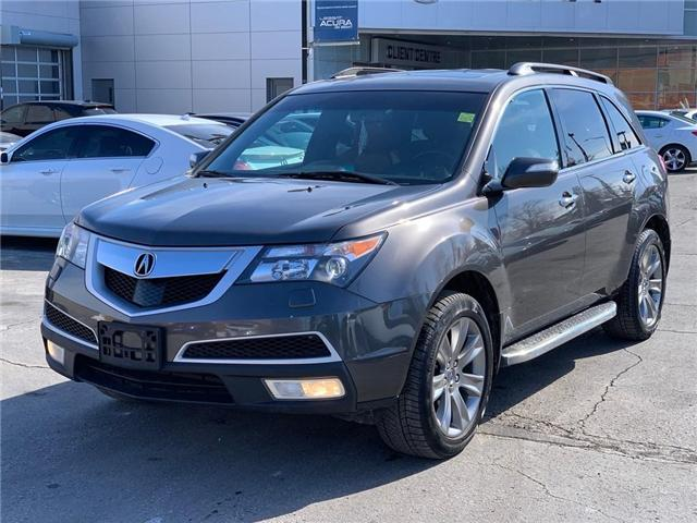 2012 Acura MDX Elite Package (Stk: 19297A) in Burlington - Image 2 of 30