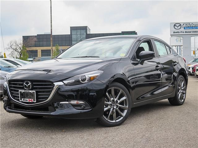 2018 Mazda Mazda3 GT (Stk: A6288) in Waterloo - Image 1 of 17