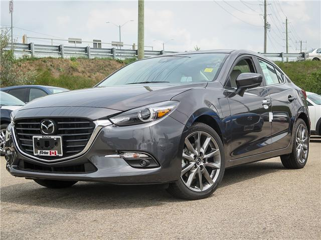 2018 Mazda Mazda3 GT (Stk: A6321) in Waterloo - Image 1 of 19