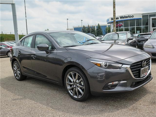2018 Mazda Mazda3 GT (Stk: A6321) in Waterloo - Image 3 of 19