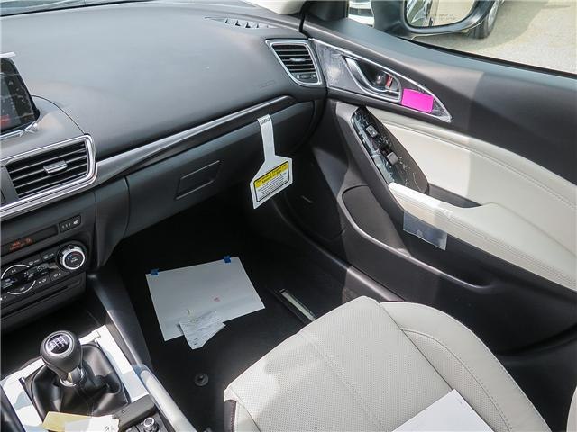 2018 Mazda Mazda3 GT (Stk: A6321) in Waterloo - Image 15 of 19