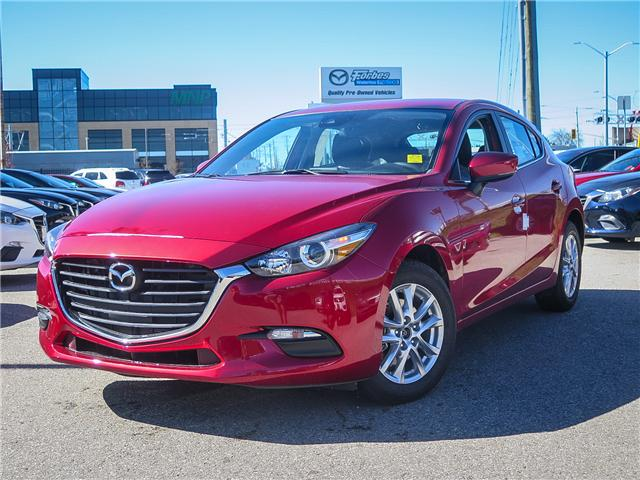 2018 Mazda Mazda3  (Stk: A6375) in Waterloo - Image 1 of 15