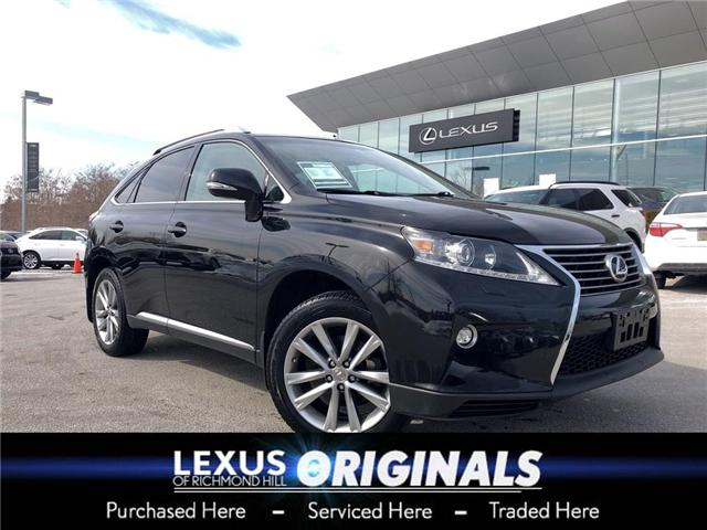 2015 Lexus RX 350 Sportdesign (Stk: OR11892G) in Richmond Hill - Image 1 of 25