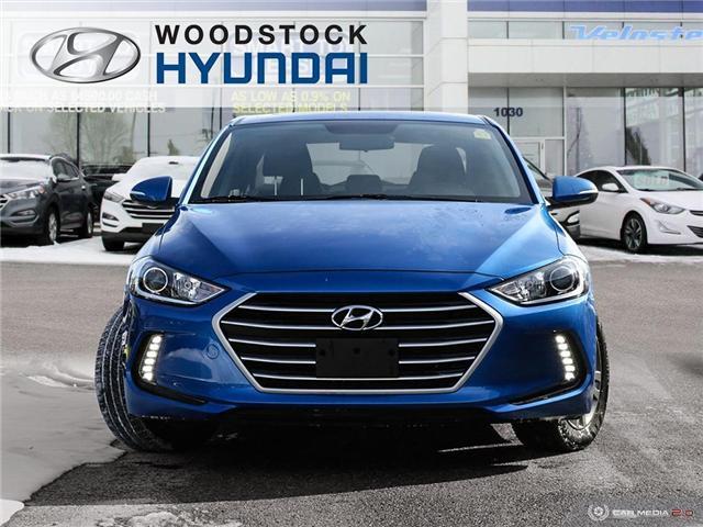2018 Hyundai Elantra GL SE (Stk: HD18072) in Woodstock - Image 2 of 27