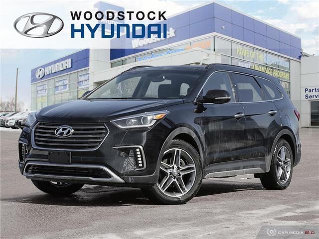 2018 Hyundai Santa Fe XL Limited (Stk: HD18040) in Woodstock - Image 1 of 27