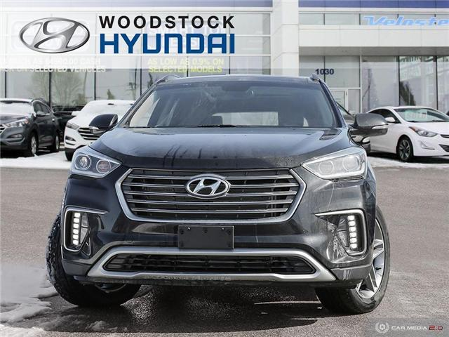 2018 Hyundai Santa Fe XL Limited (Stk: HD18040) in Woodstock - Image 2 of 27