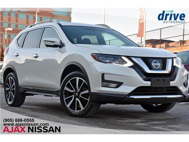 2017 Nissan Rogue SL Platinum (Stk: U227A) in Ajax - Image 1 of 29