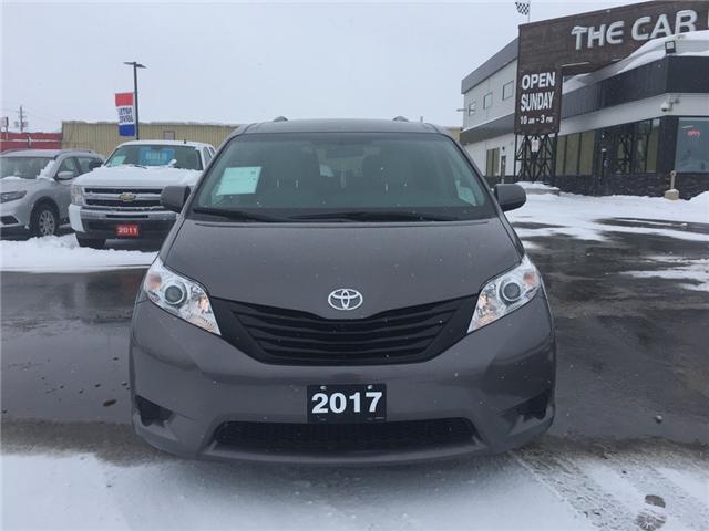 2017 Toyota Sienna 7 Passenger (Stk: 19113) in Sudbury - Image 2 of 18