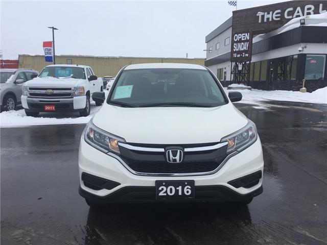 2016 Honda CR-V LX (Stk: 19114) in Sudbury - Image 2 of 16