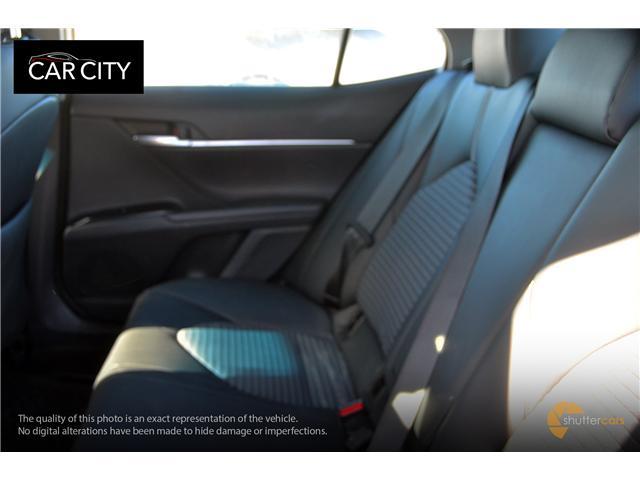 2018 Toyota Camry SE (Stk: 2580) in Ottawa - Image 7 of 20