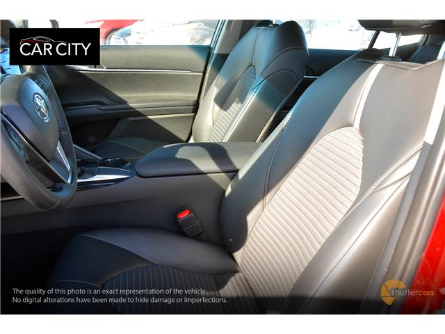 2018 Toyota Camry SE (Stk: 2580) in Ottawa - Image 9 of 20
