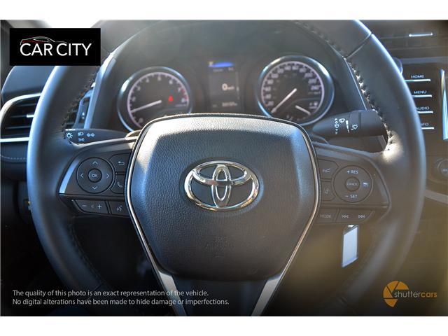2018 Toyota Camry SE (Stk: 2580) in Ottawa - Image 10 of 20