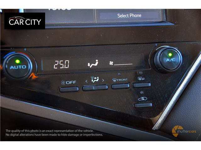 2018 Toyota Camry SE (Stk: 2580) in Ottawa - Image 15 of 20
