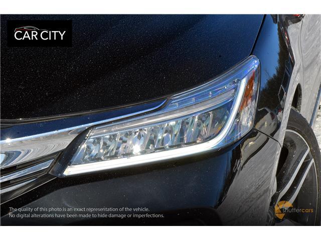 2016 Honda Accord Touring V6 (Stk: 2581) in Ottawa - Image 6 of 20