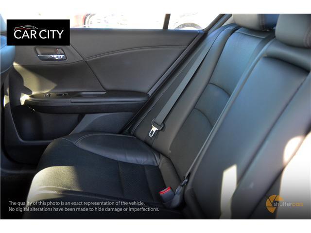 2016 Honda Accord Touring V6 (Stk: 2581) in Ottawa - Image 7 of 20