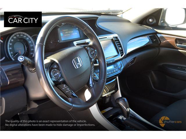 2016 Honda Accord Touring V6 (Stk: 2581) in Ottawa - Image 8 of 20