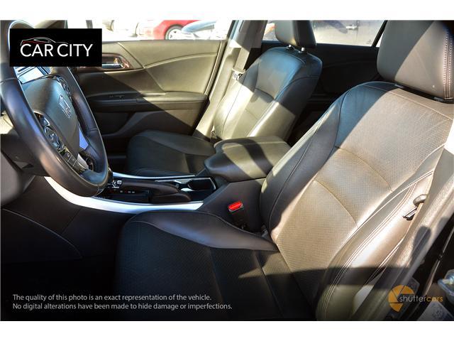 2016 Honda Accord Touring V6 (Stk: 2581) in Ottawa - Image 9 of 20