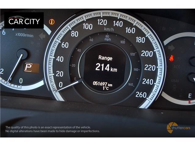 2016 Honda Accord Touring V6 (Stk: 2581) in Ottawa - Image 11 of 20