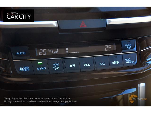 2016 Honda Accord Touring V6 (Stk: 2581) in Ottawa - Image 15 of 20