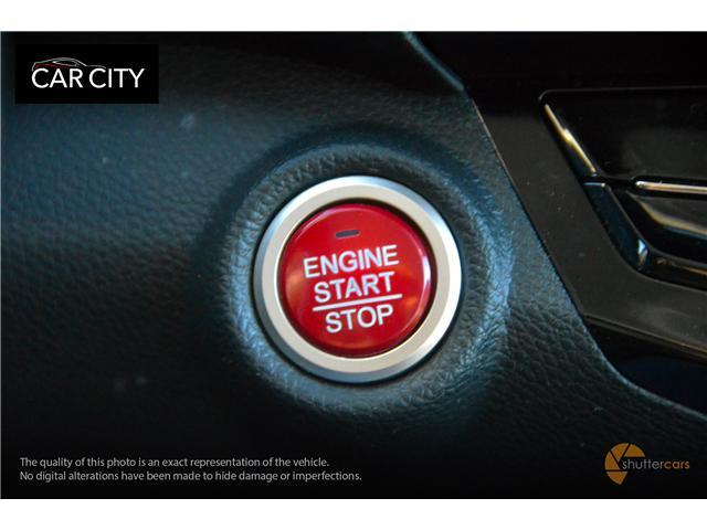 2016 Honda Accord Touring V6 (Stk: 2581) in Ottawa - Image 16 of 20