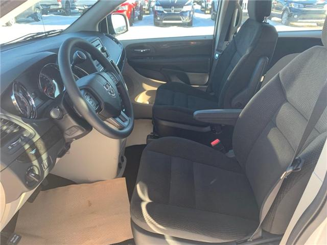 2019 Dodge Grand Caravan CVP/SXT (Stk: 32294) in Humboldt - Image 11 of 19