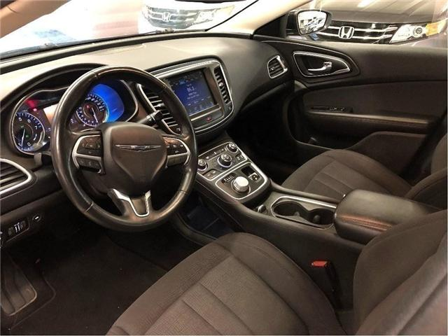 2015 Chrysler 200 Limited (Stk: 6J95612) in Vancouver - Image 14 of 20