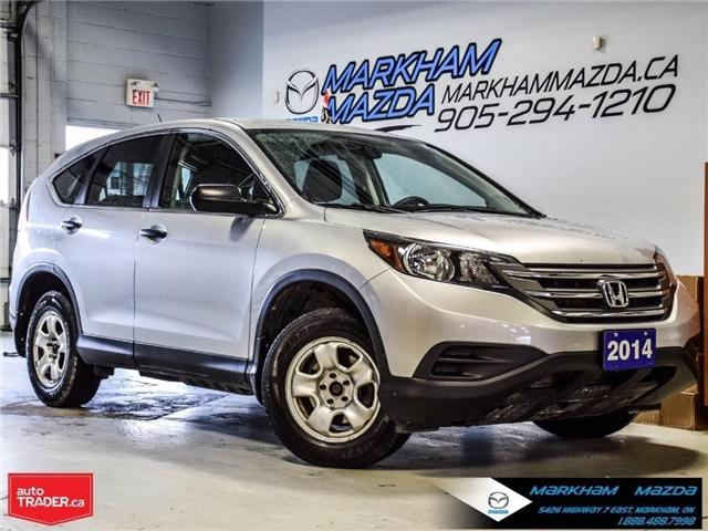 2014 Honda CR-V LX (Stk: Q180152B) in Markham - Image 1 of 27