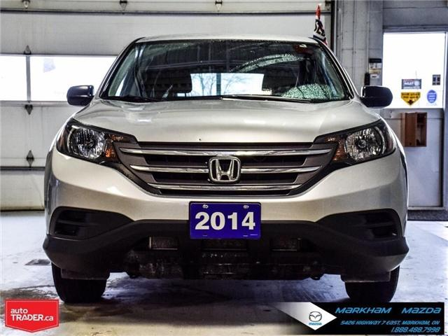 2014 Honda CR-V LX (Stk: Q180152B) in Markham - Image 2 of 27