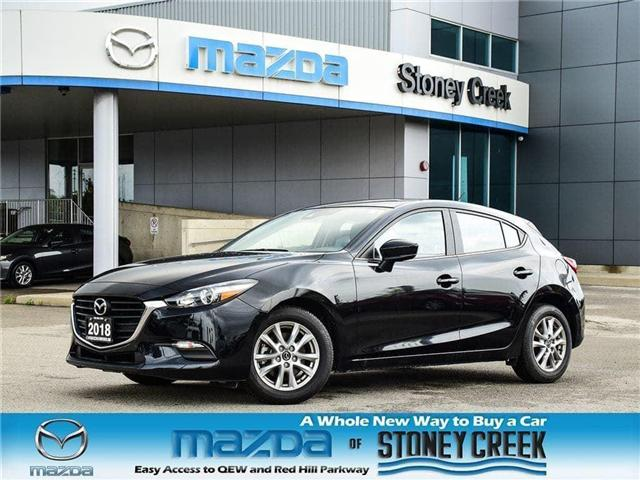 2018 Mazda Mazda3 GS (Stk: SU849) in Hamilton - Image 1 of 21