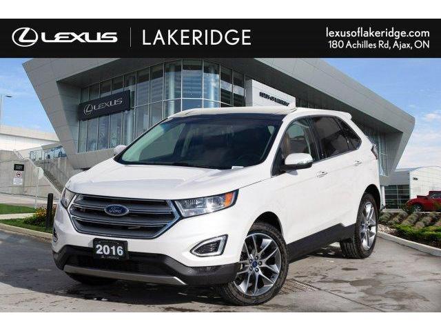 2017 Ford Edge Titanium (Stk: P0427) in Toronto - Image 1 of 26