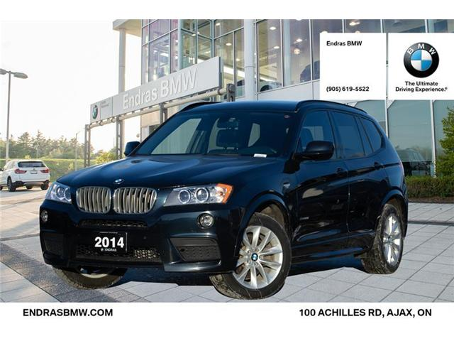 2014 BMW X3 xDrive28i (Stk: 35273A) in Ajax - Image 1 of 22