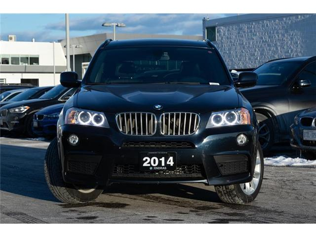 2014 BMW X3 xDrive28i (Stk: 35273A) in Ajax - Image 2 of 22