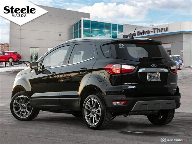 2018 Ford EcoSport Titanium (Stk: M2717) in Dartmouth - Image 3 of 25