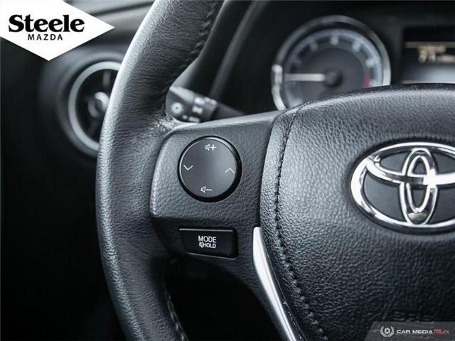 2018 Toyota Corolla CE (Stk: M2707) in Dartmouth - Image 17 of 26